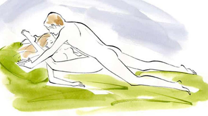 Hãy thử và tìm ra cho mình một tư thế quan hệ lâu ra nhất