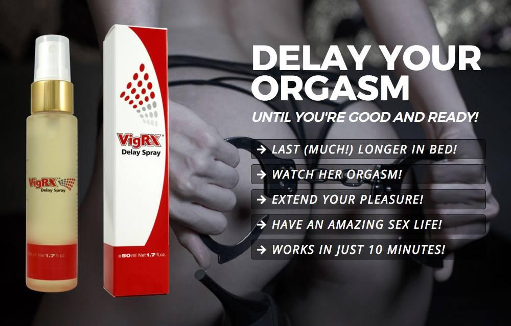 Hình ảnh quảng cáo thuốc xịt VigRX