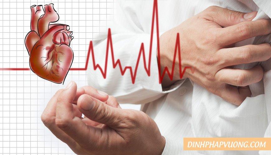 Có mỗi liên quan giữa bệnh tim mạch và liệt dương?