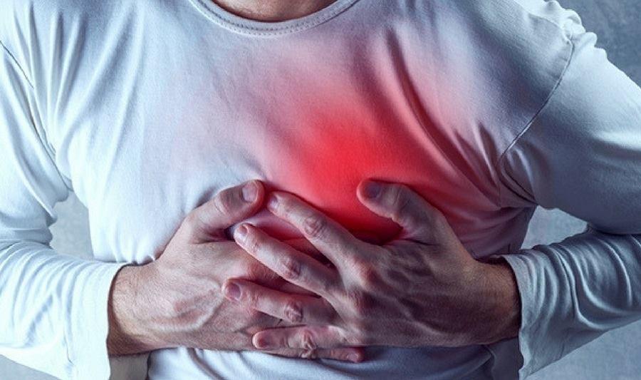 Đàn ông thức khuya rất dễ bị bệnh về tim mạch