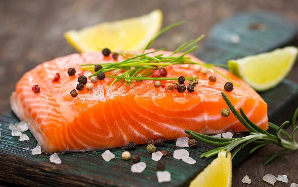 Cá Hồi có lợi cho sinh lý nam giới