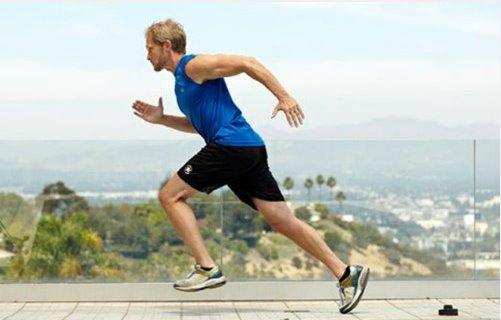 Chạy bộ giúp nâng cao thể trạng toàn diện