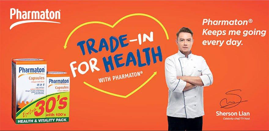 Hình ảnh quảng cáo thuốc Pharmaton