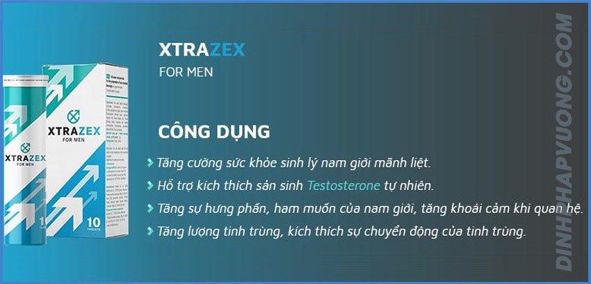 Hình ảnh quảng cáo xtrazex