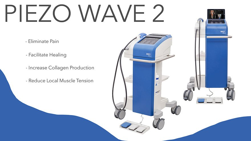 Hình ảnh về máy Piezowave2 - Sóng xung kích tần số thấp