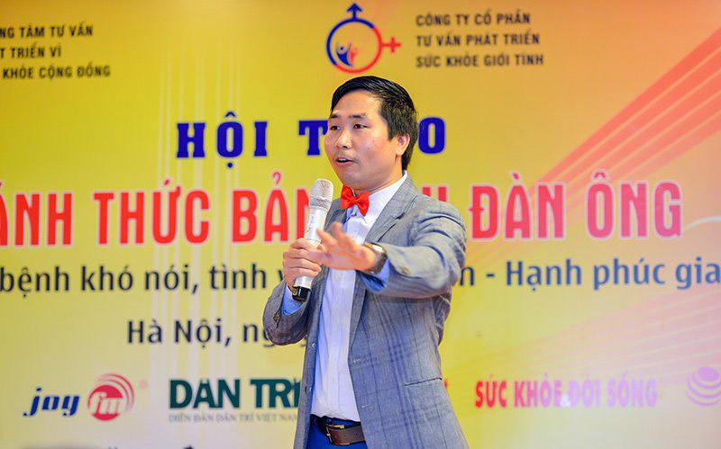 Chuyên gia Nguyễn Bá Toàn - Hội thảo đánh thức BLDO