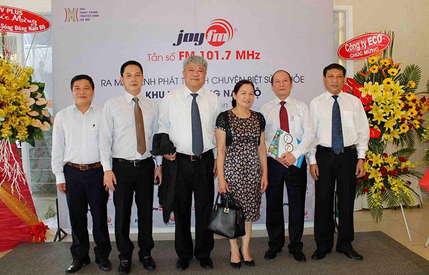Sự kiện ra mắt sóng JoyFm khu vực Nam Bộ