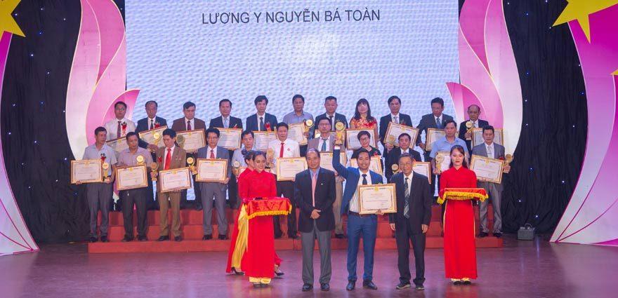 Giải thưởng thầy thuốc tiêu biểu năm 2019