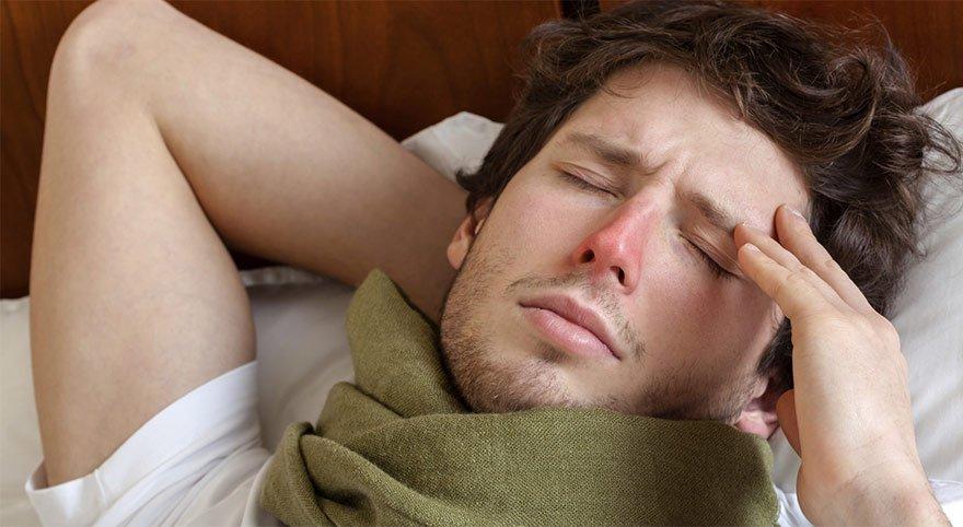 Một số triệu chứng đi khi bị bốc hỏa ở Nam Giới