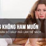 Chồng không còn ham muốn
