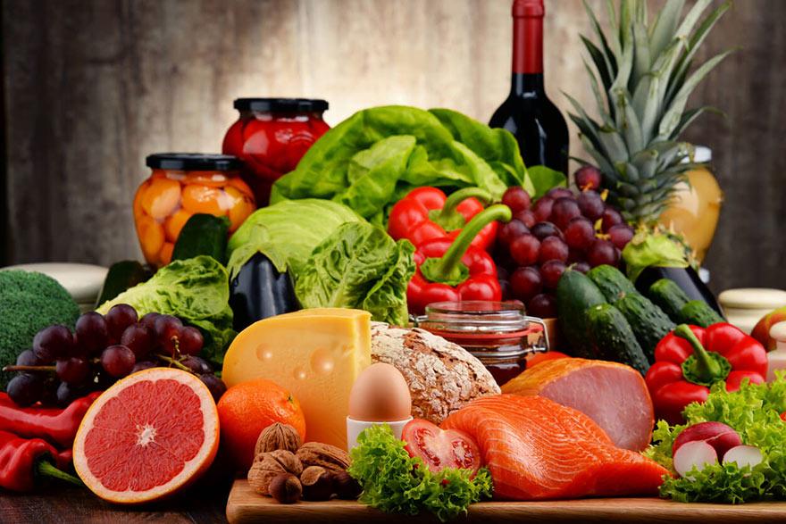 Cần có chế độ dinh dưỡng tốt khi tập thể hình