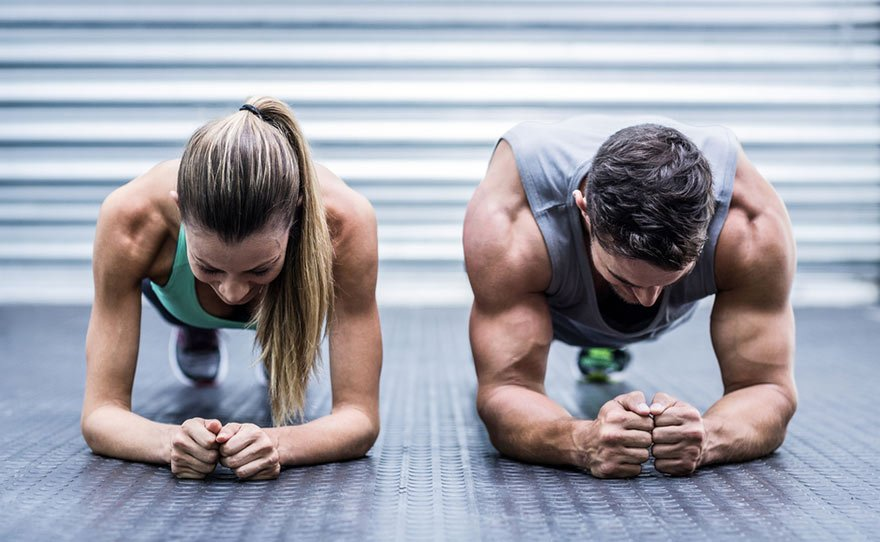 Tập Gym - Thể Hình có gây ra yếu sinh lý
