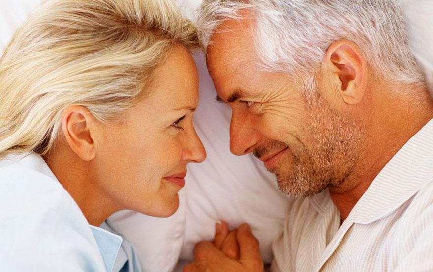 Nam giới tuổi hồi xuân thường có nhu cầu chuyện ấy trở lại