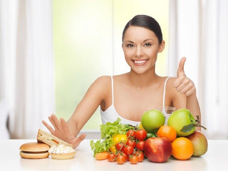 Ăn nhiều rau củ quả sẽ giúp hệ tiêu hóa của mẹ bầu hoạt động dễ dàng hơn