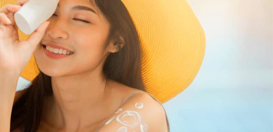 Kem chống nắng dành cho da tuổi dậy thì