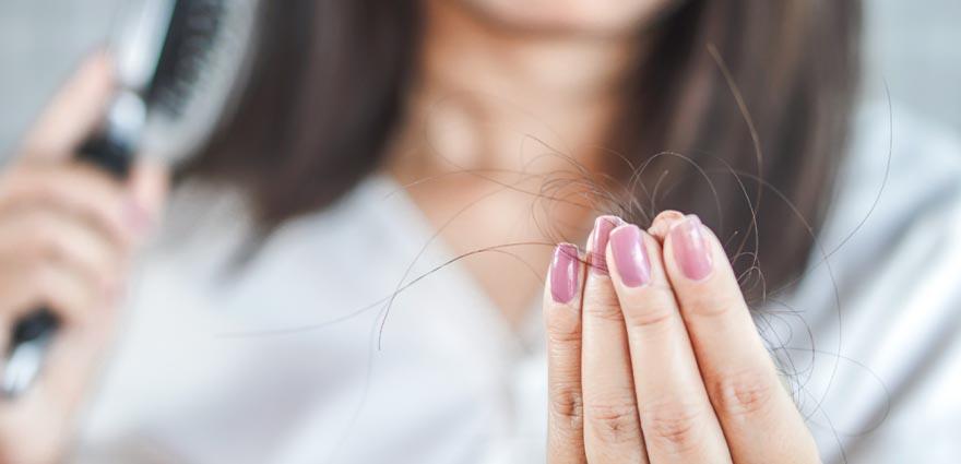 Rụng tóc tuổi dậy thì là vấn đề mà chúng ta thường gặp phải