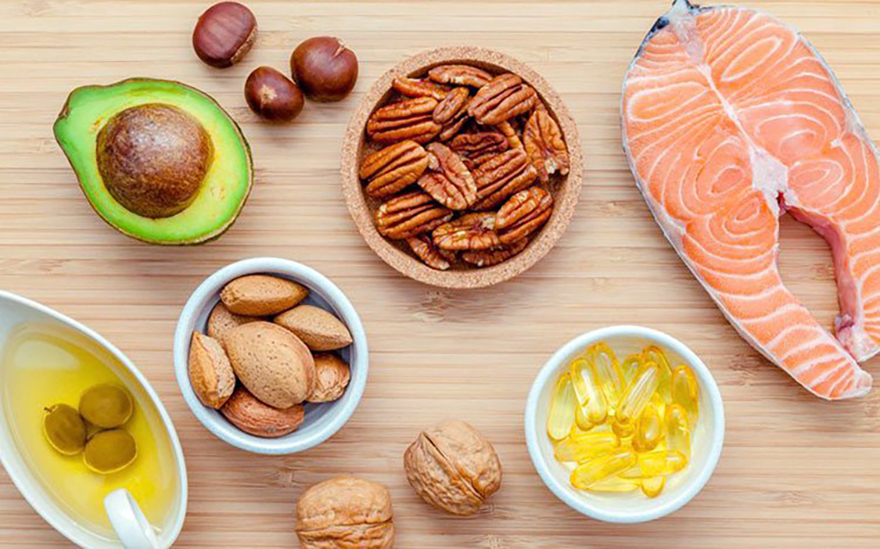 Chất béo là nguồn dữ trữ năng lượng dồi dào nhất của con người