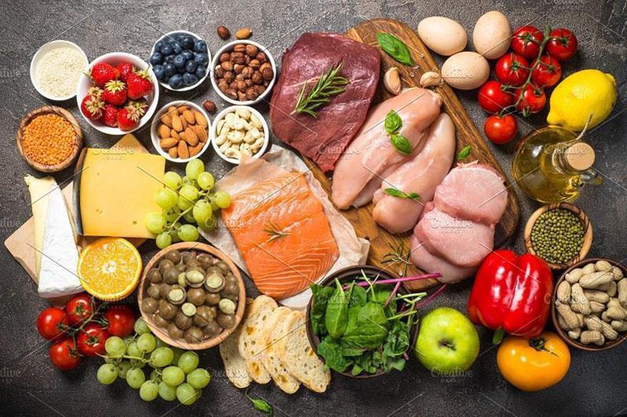 Chế độ dinh dưỡng phù hợp sẽ giúp bạn khoẻ mạnh hơn