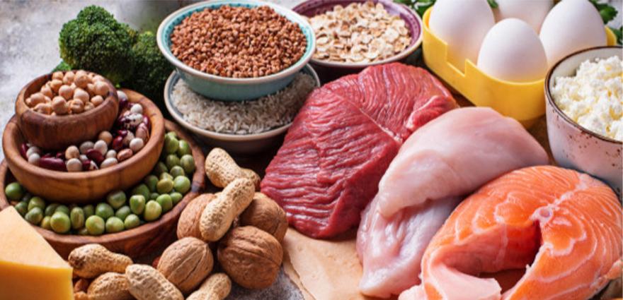 Dinh dưỡng đầy đủ sẽ giúp trẻ phát triển hoàn thiện hơn