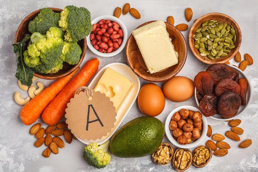Vitamin và chất khoáng là hai loại chất không thể thiếu trong bữa ăn hằng ngày